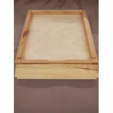 Dennica drewniana wlkp 10-ramkowa